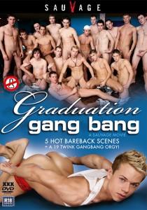 Graduation Gang Bang DVDR (NC)