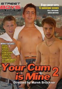 Your Cum Is Mine 2 DVD (NC) (S)