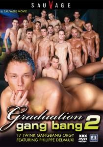 Graduation Gang Bang 2 DVDR