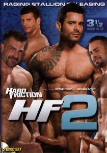 Hard Friction 2 DVD (S)
