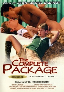 The Complete Package DVD (NC)