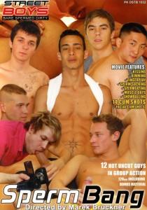 Sperm Bang DVD (NC) (S)