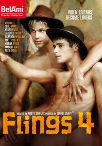 Flings 4 DVD (S)
