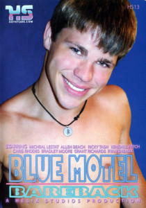 Blue Motel Bareback DVD (S)