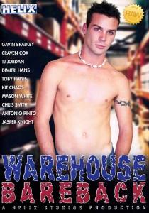 Warehouse Bareback DVD