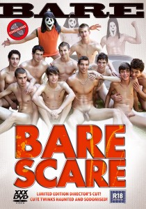Bare Scare (Director's Cut) DVDR (NC)