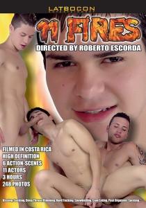 11 Fires DVD (NC)
