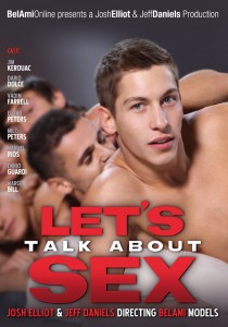 Let's Talk About Sex DVD (S)