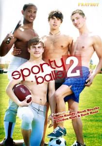 Sporty Balls 2 DVD (S)