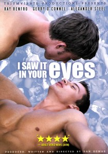 I Saw It in your Eyes DVD (NC)