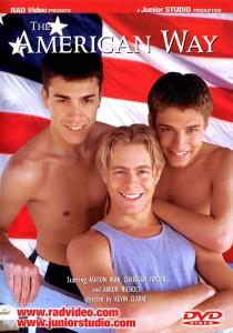 The American Way DVDR (NC)