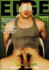Edge Vol. 1 DVD (S)