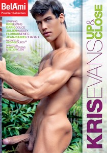 Kris Evans: Up & Close DVD (S)