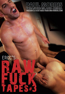 Eric's Raw Fuck Tapes 3 DVD (S)