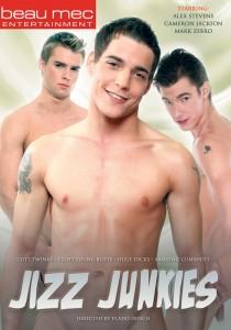Jizz Junkies DVDR (NC)