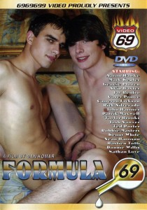 Formula 69 DVDR (NC)