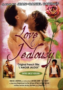 Love & Jealousy DVD (NC)