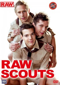 Raw Scouts DVDR (NC)