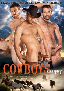 Cowboys Part Two DVD (S)