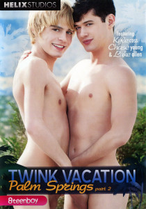 Twink Vacation: Palm Springs Part 2 DVD