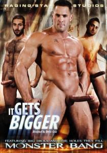 It Gets Bigger DVD (S)