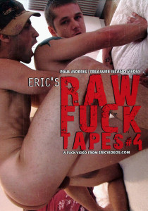Eric's Raw Fuck Tapes 4 DVD (S)