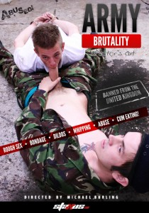 Army Brutality DVD (NC)
