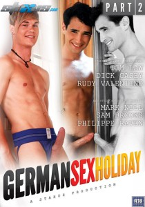 German Sex Holiday part 2 DVD