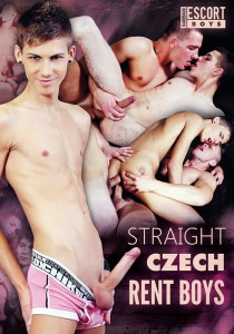 Straight Czech Rent Boys DVDR (NC)