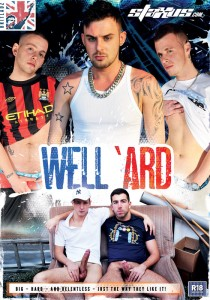 Well 'Ard DVD (NC)
