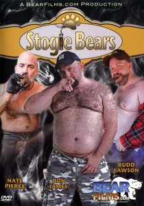 Stogie Bears DVD - Front