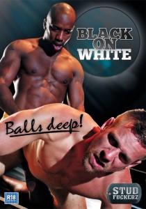 Black on White DVD - Front