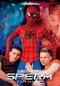 Web Of Sperm DVDR (NC)