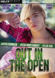 Out in The Open DVD (S)