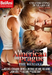 An American In Prague - The Remake 1 DVD (S)