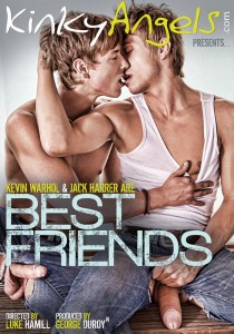 Kevin Warhol & Jack Harrer are Best Friends DVD