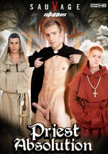Priest Absolution DVD (NC)