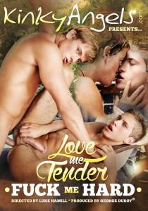 Love Me Tender - Fuck Me Hard DVD (S)