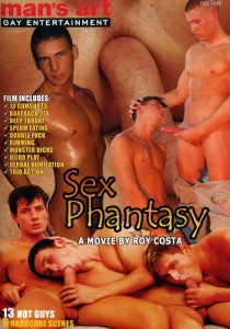 Sex Phantasy DVD (S)