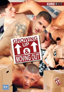 Growing Up And Moving Out DVD