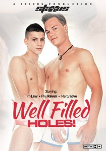 Well Filled Holes! DVD (NC)