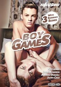 Boy Games DVDR (NC)