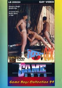 Game Boys Collection 24 - Tour De Cock + Wasserfloehe DVD (NC)