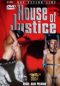 House Of Justice DVDR (NC)