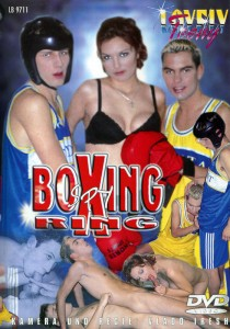 Boxing Ring Spy DVDR