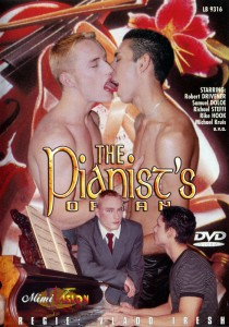 The Pianist's Organ DVDR (NC)