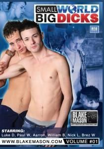 Small World Big Dicks Vol. 1 DVD - Front