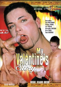 My Valentines Story DVD