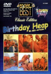 Birthday Heap - Bi Sex Action DVD (NC)