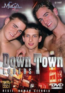 Down Town Lovers DVDR (NC)